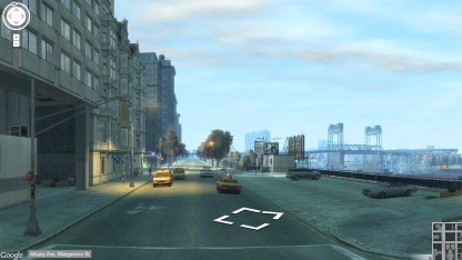 Liberty City in Google Street View