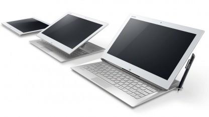 Sonys Silder gibt es nun auch mit 13-Zoll-Display.