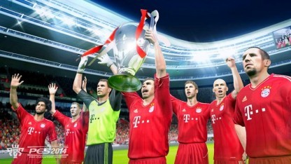 Der FC Bayern München in PES 2014