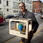 3D-Drucker: Verkauft Bre Pettis Makerbot?