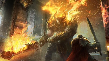 Artwork von Lords of the Fallen