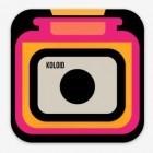 Koloid: Digitalfotografie mit Chemiefilm-Anleihen