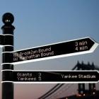 Points: LED-Wegweiser dreht sich zum Ziel