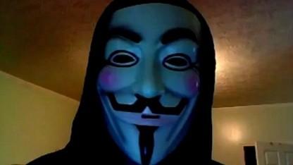 Deric L. in dem Anonymous-Video