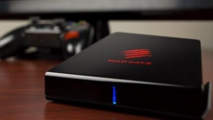 Mit Project Mojo zeigt Mad Catz auf der E3 eine eigene Android-Spielekonsole.