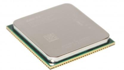 Die neuen CPUs stecken im selben Gehäuse wie dieser FX-8350 für den Sockel AM3+.