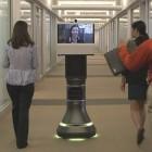 iRobot: Telepräsenzroboter Ava bekommt Riesenbildschirm
