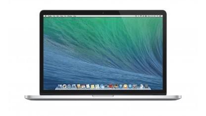 Macbook Pro mit Mac OS X Mavericks