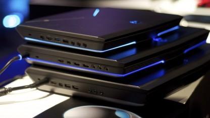 Dell hat drei neue Notebooks für Spieler mit Intels Haswell vorgestellt.