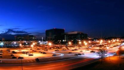 Zentrale des Geheimdienstes NSA in Fort Meade, Maryland: den meisten NSA-Mitarbeitern unbekannt