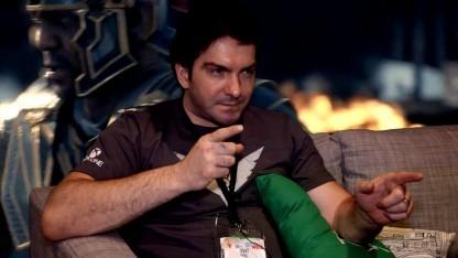Cevat Yerli auf der E3 2013