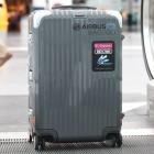 Airbus Bag2Go: Intelligenter Koffer, der alleine reisen kann
