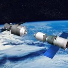 Raumfahrt: USA und China richten rotes Satellitentelefon ein