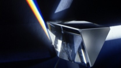 Das Originalfoto von Adam Hart-Davis hat die NSA ohne Nachfrage in einem Prism-Logo verwendet.