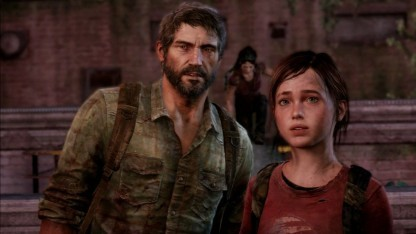 Joel und Ellie aus The Last of Us