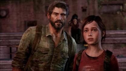 Joel und Ellie aus The Last of Us