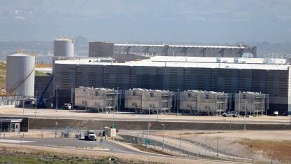 Das Rechenzentrum der NSA in Bluffdale in Utah