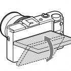 Klappbares Display: Nachfolger der Sony RX100 in Anleitung entdeckt