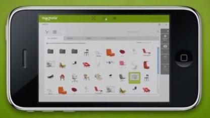 Die Benutzeroberfläche Magnolia 5.0 ist auf mobile Geräte angepasst.
