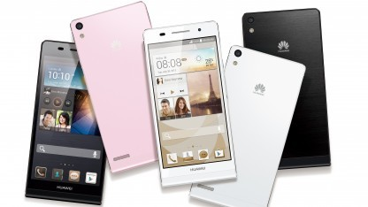 Das Acend P6 von Huawei