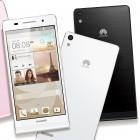 Hands on: Huawei Ascend P6 ist schick und schlank
