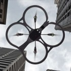 Flugdrohne: GPS für AR.Drone 2.0 ermöglicht autonome Flüge
