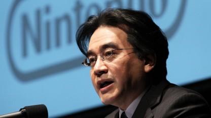 Nintendo-Chef Satoru Iwata