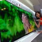 LG: Flexible OLEDs für Smartphones und riesige Fernseher