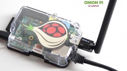 Mit Tor auf einem Raspberry Pi lässt sich anonym surfen.
