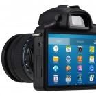 Samsung Galaxy NX: Systemkamera des NX-Systems mit Android und LTE