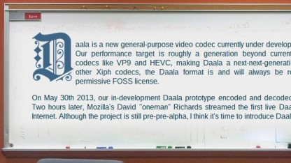 Dalaa: patentfreier Videocodec der nächsten Generation