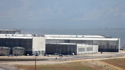 Das neue Datenzentrum der NSA in Bluffdale, Utah