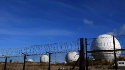 Eine Spionagestation im englischen Harrogate