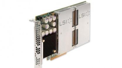 LSIs 3,2-TByte-SSD braucht einen PCIe-Slot in voller Bauhöhe.