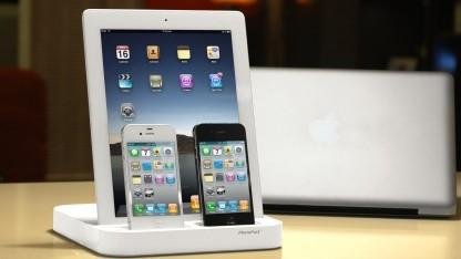 photofast ultradock ii eine ladestation f r zwei iphones. Black Bedroom Furniture Sets. Home Design Ideas