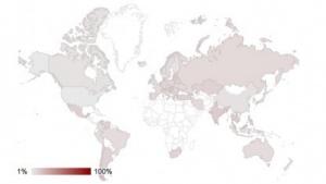 Malware-Schleudern weltweit