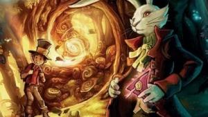 Artwork von The Night of the Rabbit