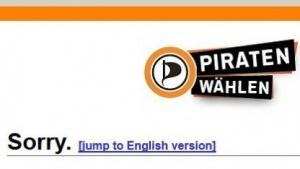 Urheberrecht: Movie2k.to leitet auf Piratenpartei um