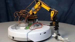 iRobot Roomba Create: Entwicklerversion ohne Staubsaugereingabe