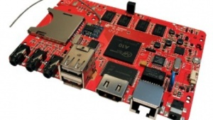 Boards wie das Hackberry nutzen die Mali-GPU in ihrem SoC.