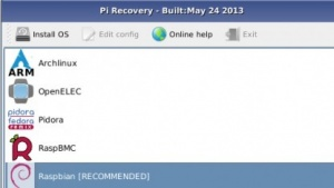 Noobs erleichtert die Installation verschiedener Betriebssysteme auf dem Raspberry Pi.