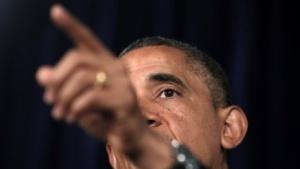 Obama spricht über das NSA-Programm Prism.