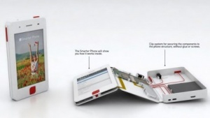 Smarter Phone: Designkonzept für modulares Smartphone vorgestellt