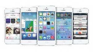 iOS 7 im neuen Look