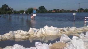 Der Blogger Vorsprach wollte für Alt Lostau hochauflösendes Kartenmaterial zur aktuellen Flutkatastrophe und sollte dafür zahlen.