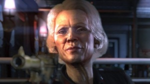 Frau Engel aus Wolfenstein - The New Order