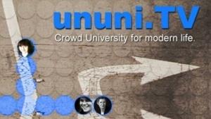 Das Logo von Ununi.tv auf der Crowdfunding-Seite