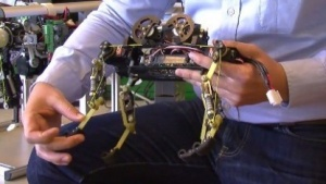 Der neue Katzenroboter Cheetah-Cub Robot