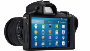 Erste NX-Kamera mit Android als Betriebssystem