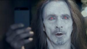 Ein Bild aus dem Werbeclip von Nokia